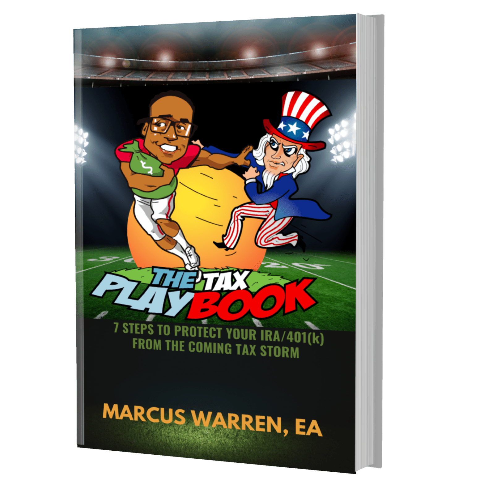 Tax Playbook Book